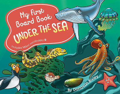 Under the Sea (My First Board Book)