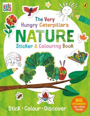 The Very Hungry Caterpillars Nature Activity Book