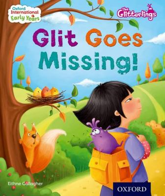 Glit Goes Missing!