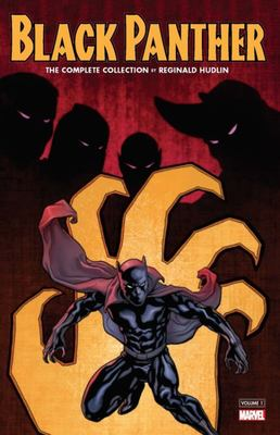 Black Panther - The Complete Collection by Reginald Hudlin Vol. 1