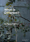 What Is Different? - Jahresrubg 64
