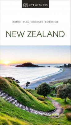New Zealand: Dk Eyewitness Travel Guide
