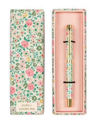 Cath Kidston Hedge Rose Boxed Ballpoint Pen