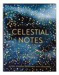 Celestial Notes - 16 Foil-Stamped Notecards with Envelopes
