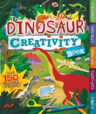 The Dinosaurs Creativity Book