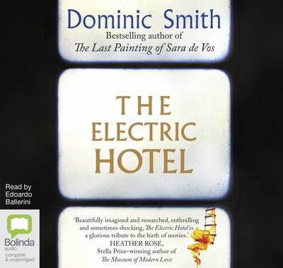 The Electric Hotel (Audio CD; unabridged; 10 CDs)