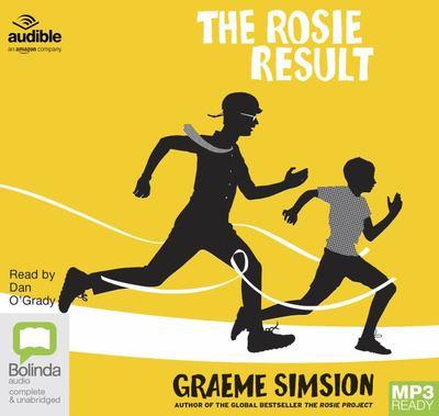 The Rosie Result (#3 Don Tillman) (MP3)