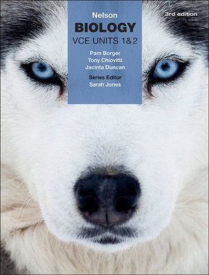 Nelson Biology VCE Units 1 and 2 (Student Book with 4 Access Codes)