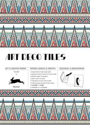 Gift Wrap Book Vol. 71 - Art Deco Tiles