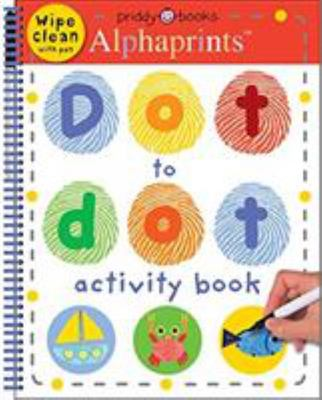 Alphaprints Dot to Dot