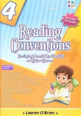 Reading Conventions Year 4 - Developing Inferential Reading Skills and National Focuses - T4T