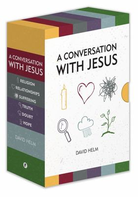 A Conversation With Jesus: Religion, Relationships, Suffering, Truth, Doubt, Hope (6 Vol Set)