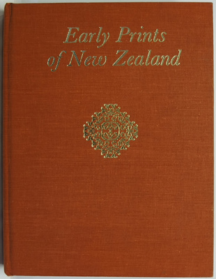 Early Prints of New Zealand 1642-1875