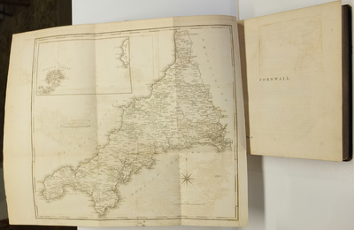 Magna Brittania being A Concise Topographical Account of the Several Counties of Great Britain, Volume the Third containing Cornwall