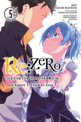 Re Zero - GN Ch 3 Vol 5 - Starting Life in Another World : Truth of Zero