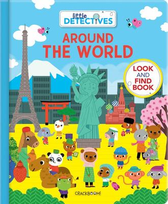 Around the World - Look and Find Book