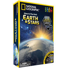 Glow-in-the-Dark Earth & Stars (National Geographic)