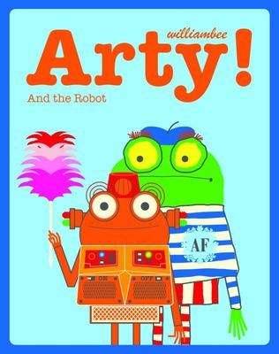 Arty! and the Robot