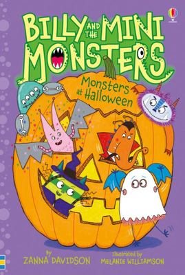 Billy and the Mini Monsters (9) - Monsters at Halloween