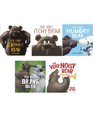 The Very Cranky Collection (5-Book Slipcase)