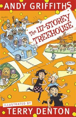 The 117-Storey Treehouse (HB)