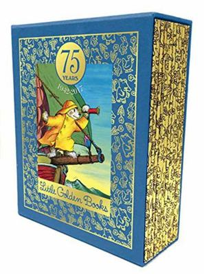 75 Years of Little Golden Books: 1942-2017 - A Commemorative Set of 12 Best-Loved Books