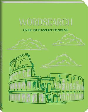 Deluxe Leather Wordsearch