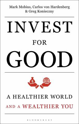 Invest for Good - A Healthier World and a Wealthier You
