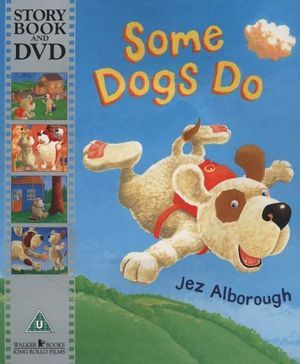 Some Dogs Do Book + DVD
