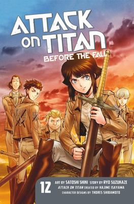 Attack on Titan Before the Fall (#12)