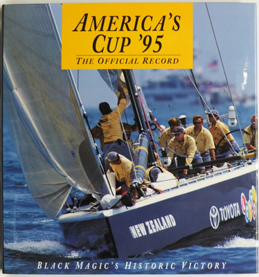 America's Cup '95 - The Official Record