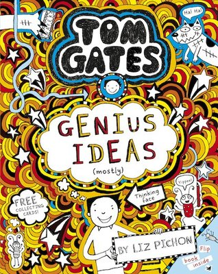 Genius Ideas (mostly) (Tom Gates #4)
