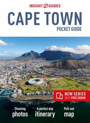 Cape Town - Insight Guides Pocket