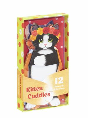 Kitten Cuddles Notecards