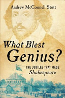 What Blest Genius? - The Jubilee That Made Shakespeare