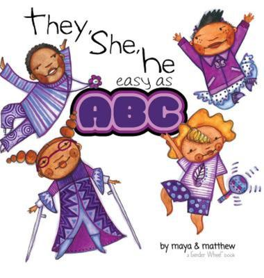 They, She, He Easy as ABC