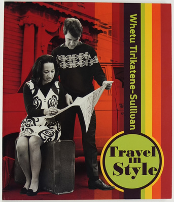 Whetu Tirikatene-Sullivan - Travel in Style