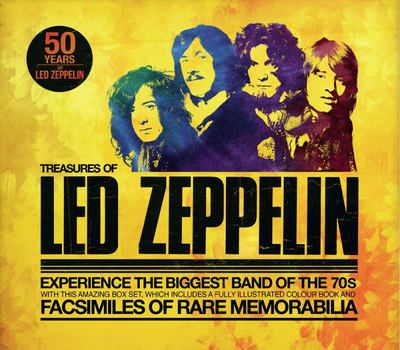 The Treasures of Led Zeppelin - Experience the Biggest Band of the 70s