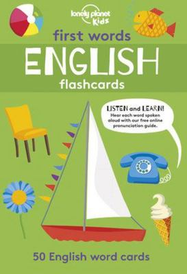 First Words - English Flashcards