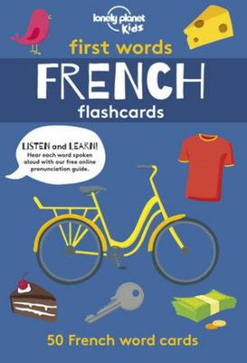 French Flashcards (First Words)