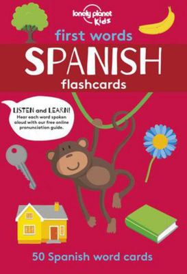 Spanish Flashcards (First Words)