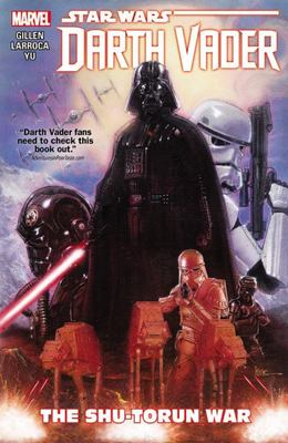 Star Wars - Darth Vader Vol. 3: The Shu-Torun War