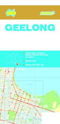 Geelong Suburban Streets Map 385 14th Ed