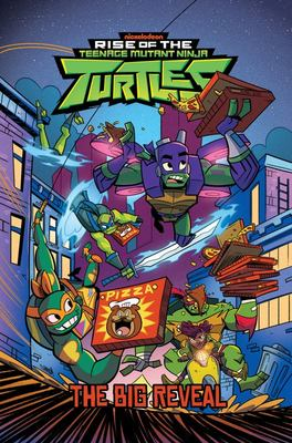 The Big Reveal (Rise of the Teenage Mutant Ninja Turtles)