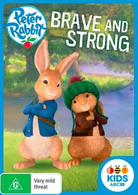 Peter Rabbit Brave And Strong Dvd