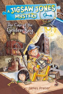 The Case of the Golden Key (Jigsaw Jones)