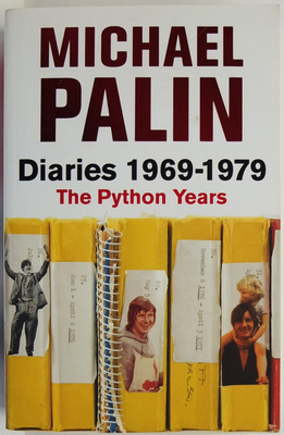 Diaries: The Python Years 1969-1979