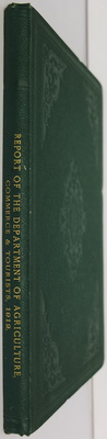 The Annual Report of the Department of Agriculture Commerce and Tourists 1912