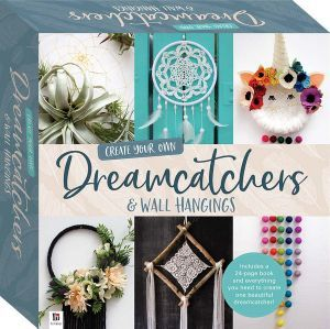 Create Your Own Dreamcatcher & Wallhangings
