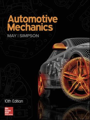 Automotive Mechanical 10E Blended Learning Package - McGraw